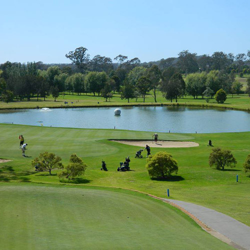 moruya golf course