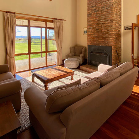 Large living areas to spread out in and feel like home