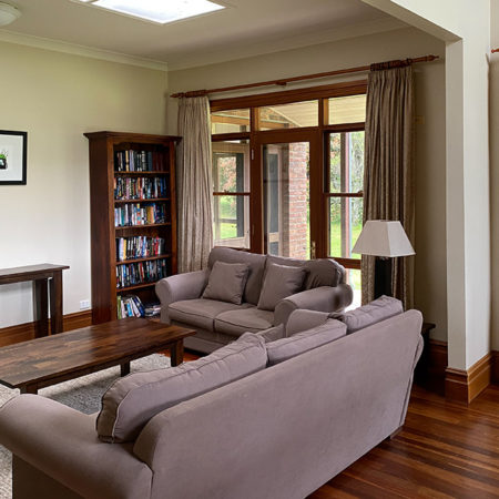 Put up your feet and relax, play a board game with the family or chill out with a good book or a movie