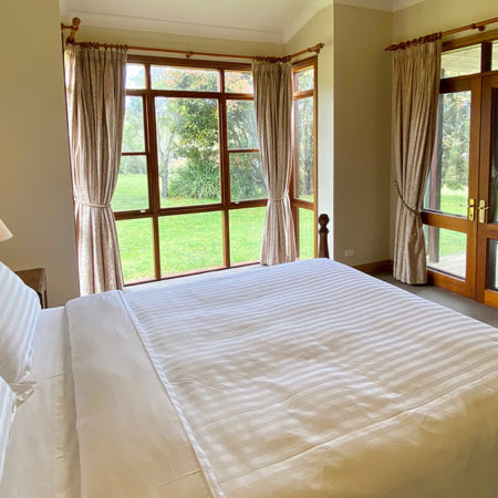 Bedroom #2 feels like you are literally sleeping in the countryside